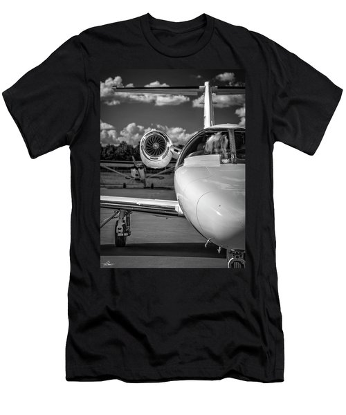 Cessna Citation Men's T-Shirt (Athletic Fit)