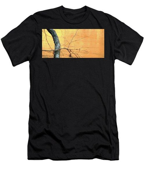 Chagrin River Gold Men's T-Shirt (Athletic Fit)