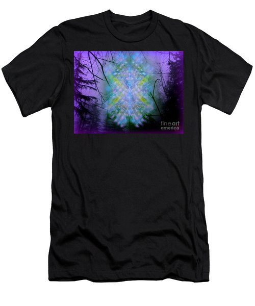 Chalice-tree Spirit In The Forest V1a Men's T-Shirt (Athletic Fit)