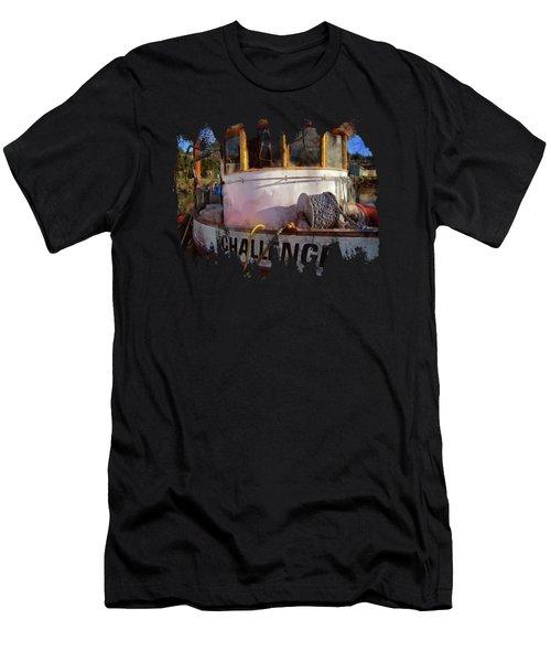 Challenge Men's T-Shirt (Athletic Fit)