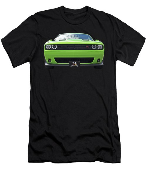 Challenger Scat Pack Men's T-Shirt (Athletic Fit)