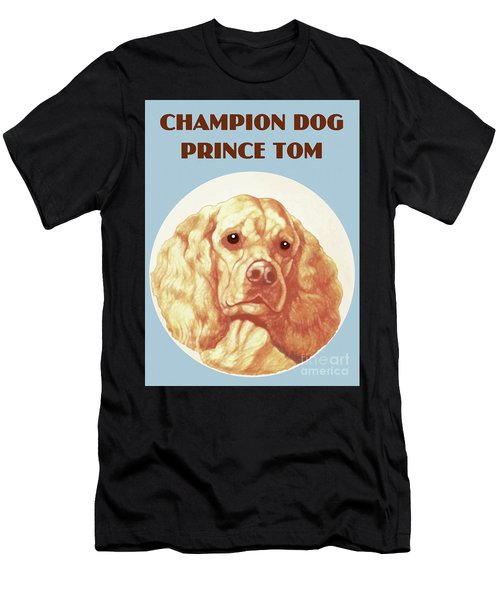 Champion Dog Prince Tom Men's T-Shirt (Athletic Fit)
