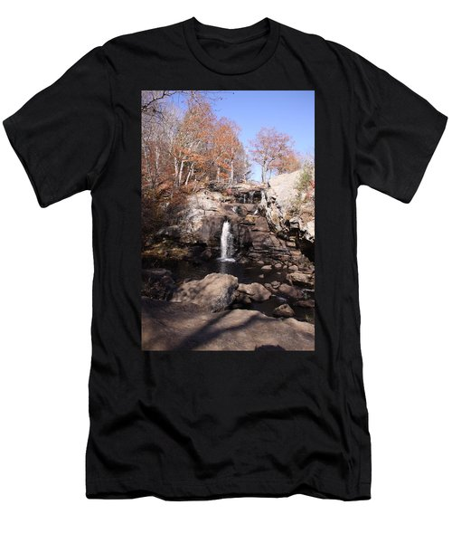 Champman Falls 11/7/16 Men's T-Shirt (Athletic Fit)