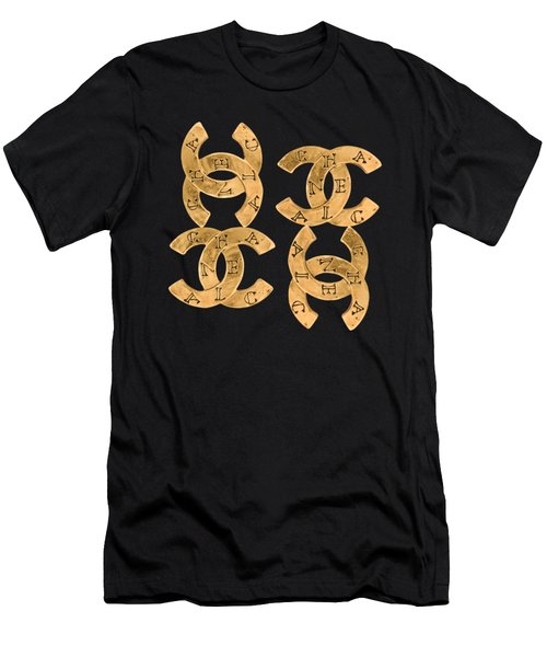 Chanel Jewelry-18 Men's T-Shirt (Athletic Fit)