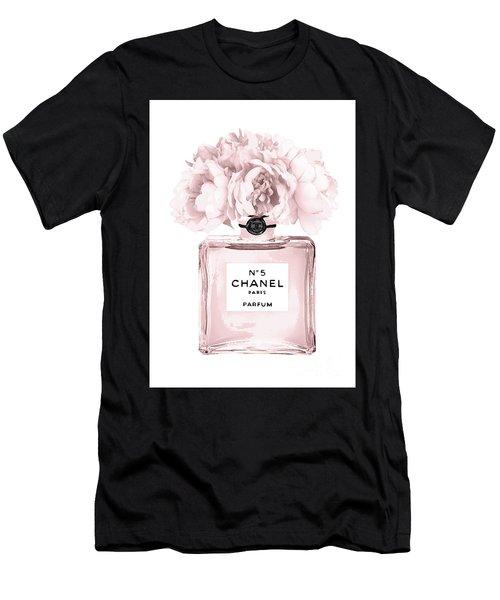 Chanel N.5 Perfume 9 Men's T-Shirt (Athletic Fit)