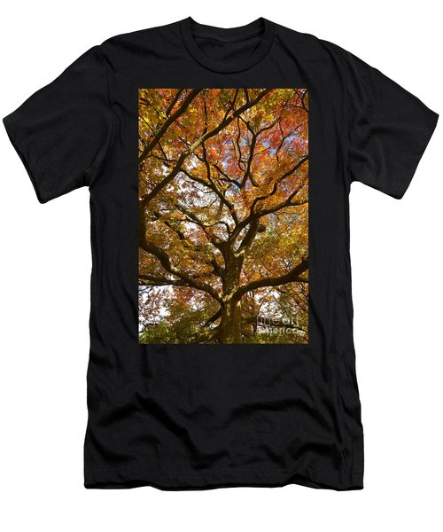 Changing Of The Oak Men's T-Shirt (Athletic Fit)