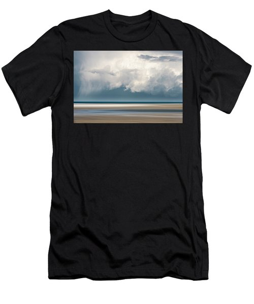 Chapin Beach 3 Men's T-Shirt (Athletic Fit)