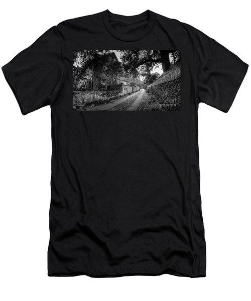 Charleston Ally Path Men's T-Shirt (Athletic Fit)