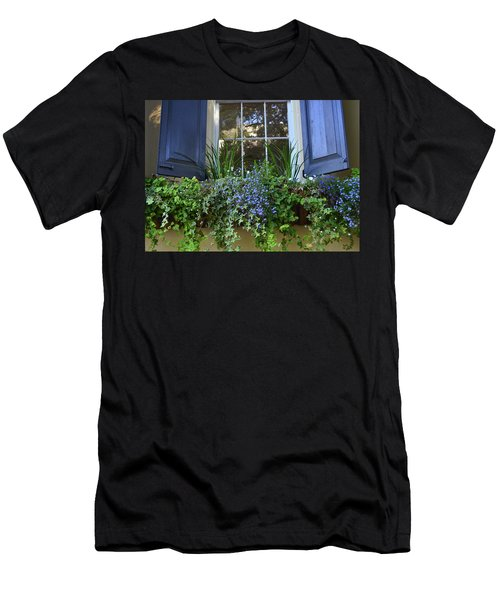 Charleston Flower Box 3 Men's T-Shirt (Athletic Fit)