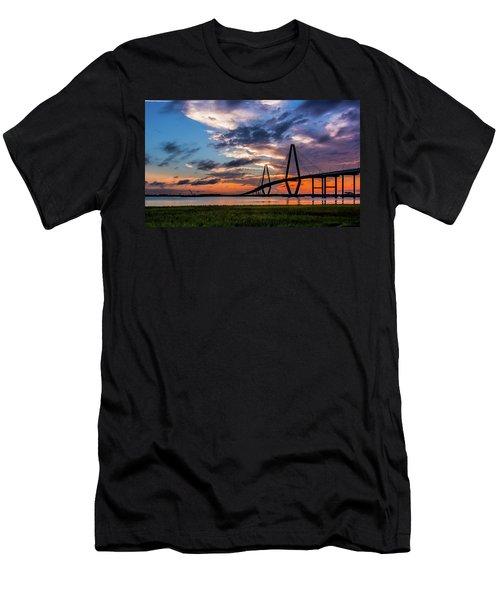 Charleston Men's T-Shirt (Slim Fit) by RC Pics