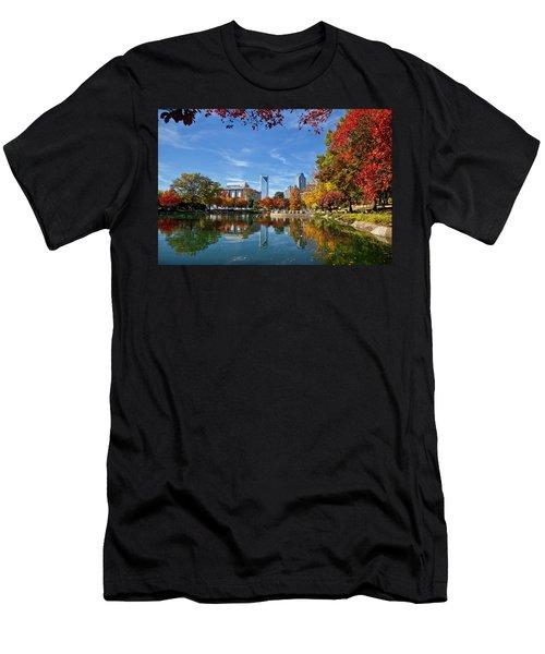 Charlotte's Marshall Park Men's T-Shirt (Athletic Fit)