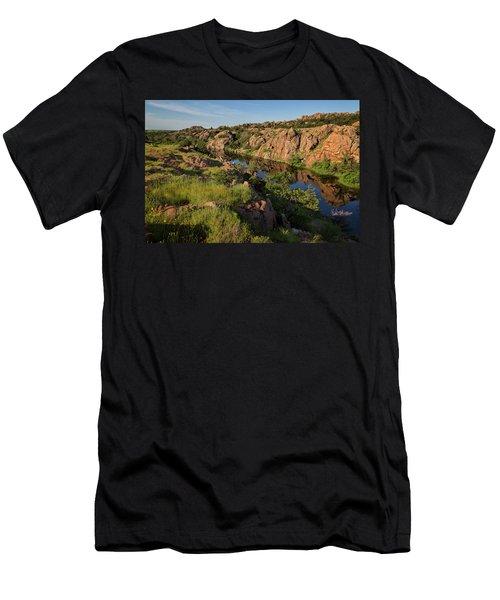Charons Garden Men's T-Shirt (Athletic Fit)