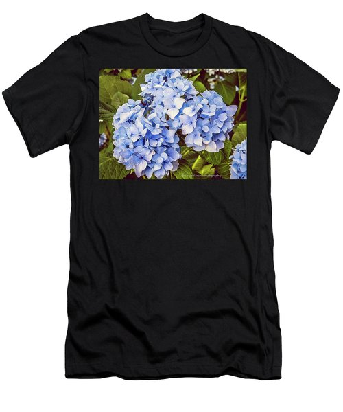 Chase Away The Blues Men's T-Shirt (Athletic Fit)