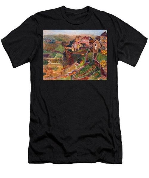Chateau Chalon Men's T-Shirt (Athletic Fit)