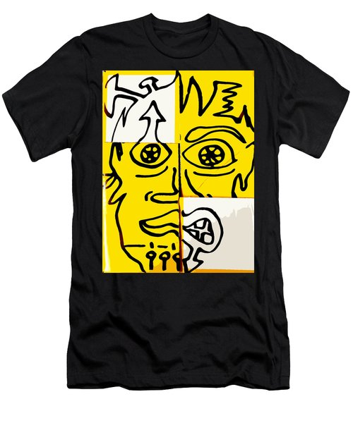 Chaz Men's T-Shirt (Athletic Fit)