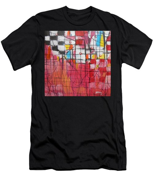 Checkmate Men's T-Shirt (Athletic Fit)