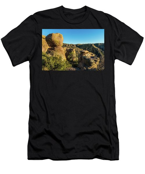 Cheers For Chiricahua Men's T-Shirt (Athletic Fit)