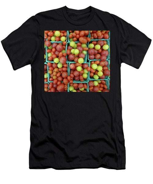 Cheery Cherry T's Men's T-Shirt (Athletic Fit)