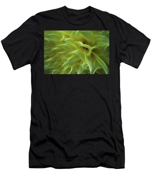 Cheery Chrysanthemum Men's T-Shirt (Athletic Fit)