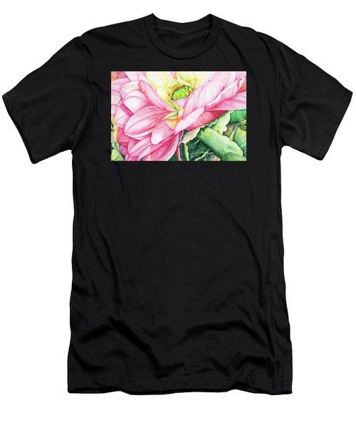 Chelsea's Bouquet 2 Men's T-Shirt (Athletic Fit)