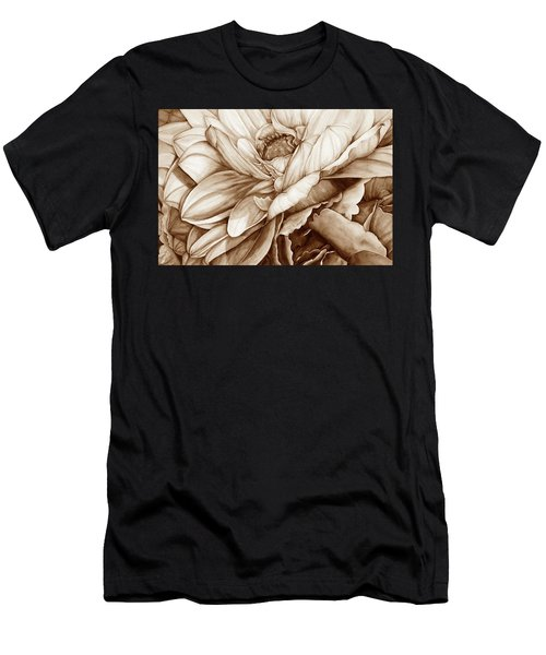 Chelsea's Bouquet 2 - Neutral Men's T-Shirt (Athletic Fit)