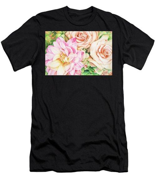 Chelsea's Bouquet Men's T-Shirt (Athletic Fit)