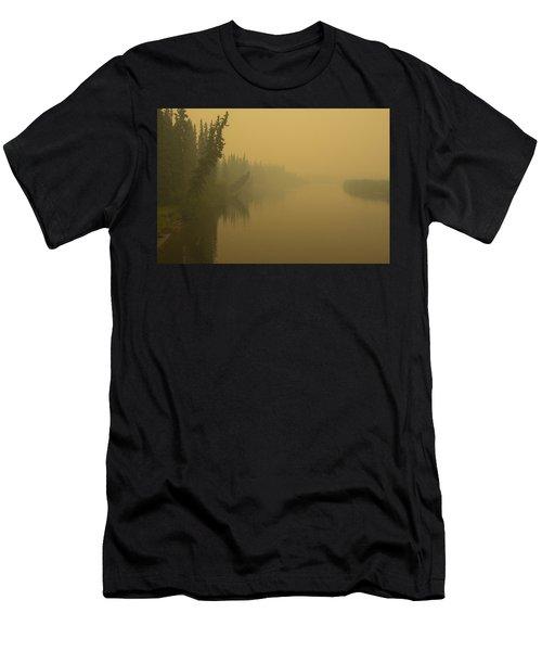 Chena River Men's T-Shirt (Athletic Fit)
