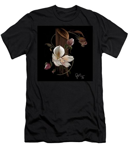 Cherokee Rose Men's T-Shirt (Athletic Fit)
