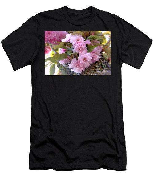Cherry Blossoms Nbr2 Men's T-Shirt (Athletic Fit)