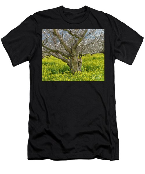 Cherry Orchard 8 Men's T-Shirt (Athletic Fit)