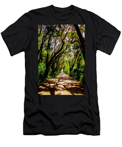 Cherry Tree Hill Men's T-Shirt (Athletic Fit)