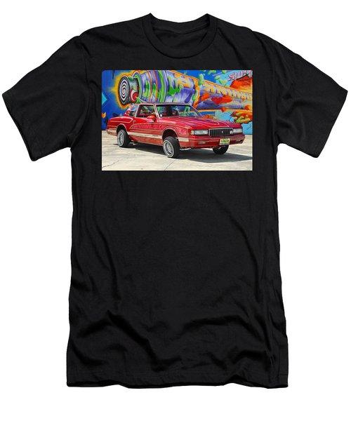 Chevrolet Monte Carlo Men's T-Shirt (Athletic Fit)