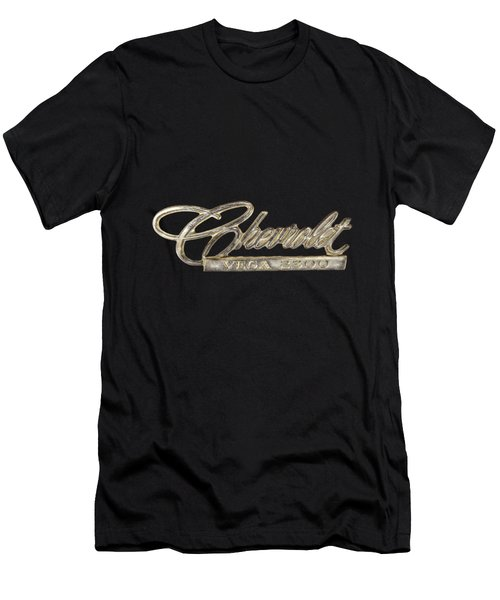 Chevrolet Vega Emblem Men's T-Shirt (Athletic Fit)