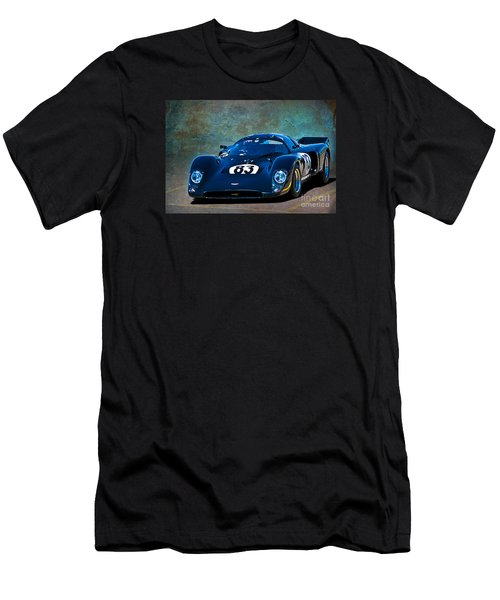Chevron B16 Men's T-Shirt (Athletic Fit)