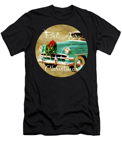 Chevy Bel Air For Christmas Men's T-Shirt (Athletic Fit)