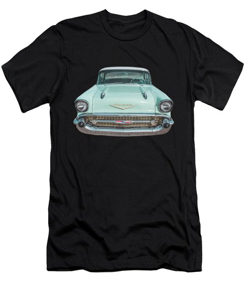 Chevy Bel Air Tee Men's T-Shirt (Athletic Fit)