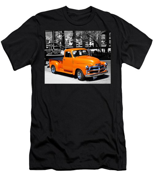 Chevy Pick Up  Men's T-Shirt (Athletic Fit)