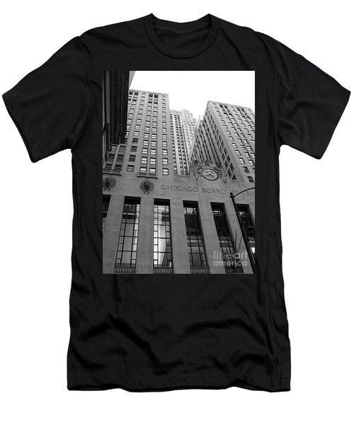 Chicago Board Of Trade Men's T-Shirt (Athletic Fit)