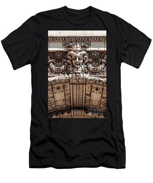 Chicago Theater Jester Men's T-Shirt (Athletic Fit)