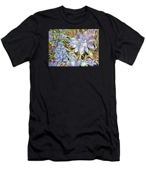 Chicks N Hens In Nature Men's T-Shirt (Athletic Fit)