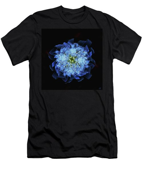 Chicory Abstract Men's T-Shirt (Slim Fit) by Stephanie Grant
