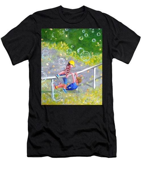 Childhood #1 Men's T-Shirt (Athletic Fit)