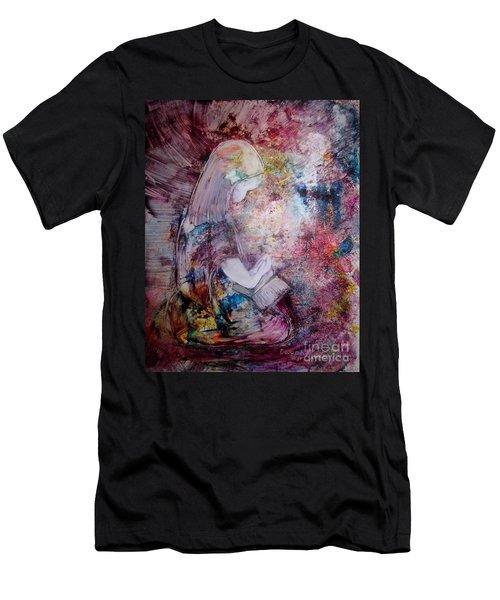 Childlike Faith Men's T-Shirt (Athletic Fit)