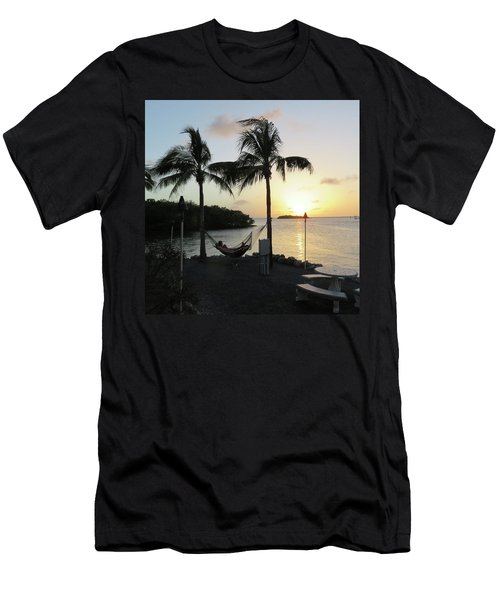 Chilling Men's T-Shirt (Athletic Fit)