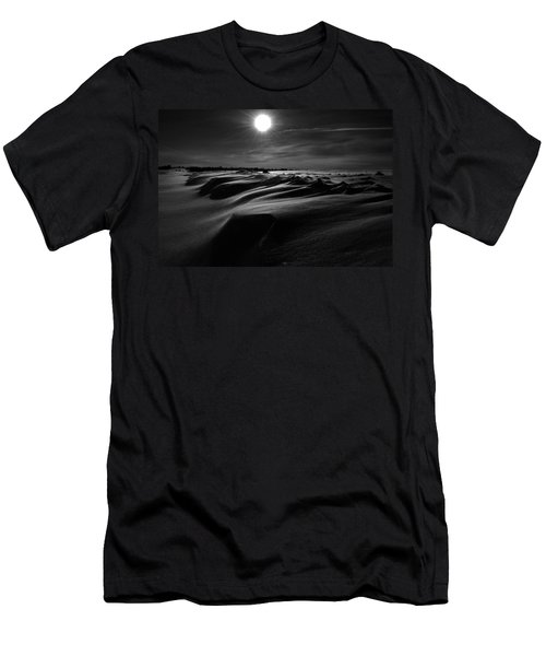 Chills Of Comfort Men's T-Shirt (Slim Fit) by Jerry Cordeiro