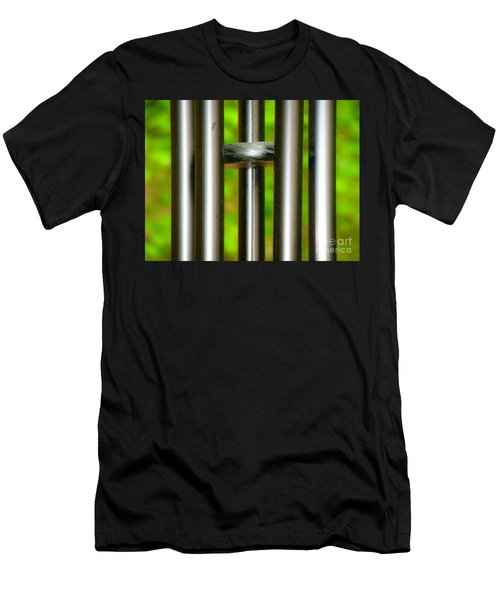 Chiming In Men's T-Shirt (Athletic Fit)