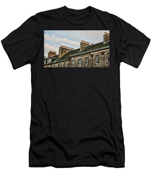 Chimney Architecture Men's T-Shirt (Athletic Fit)