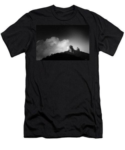 China #2209 Men's T-Shirt (Slim Fit) by Andrey Godyaykin