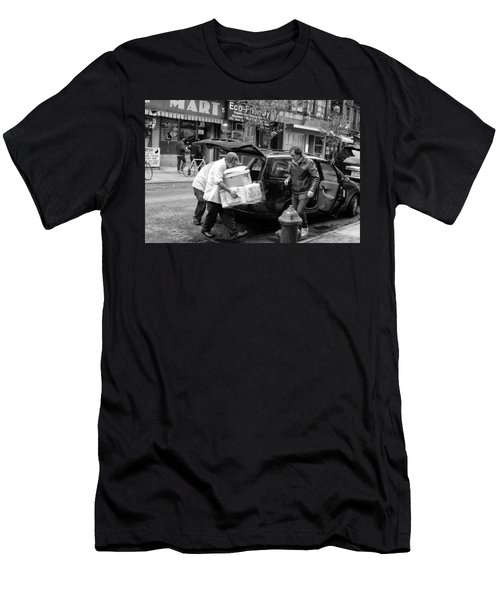 Chinatown Delivery Men's T-Shirt (Athletic Fit)