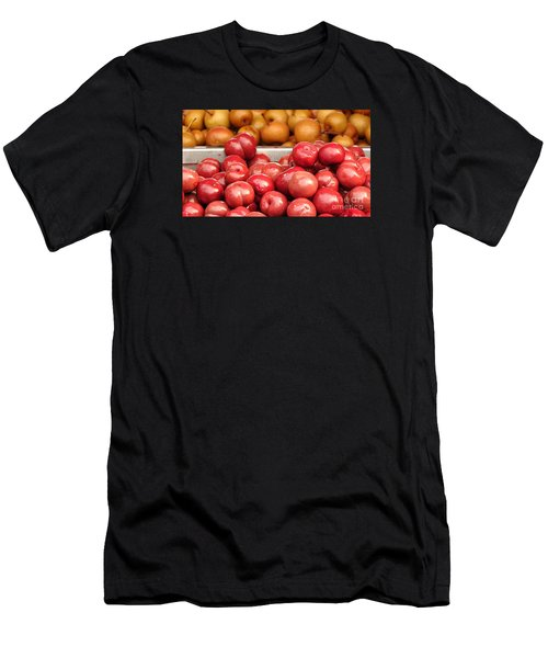 Chinese Plums And Pears Pickled In Sugar Men's T-Shirt (Athletic Fit)